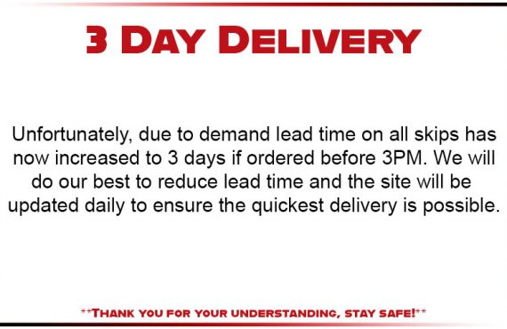 3 Day Delivery